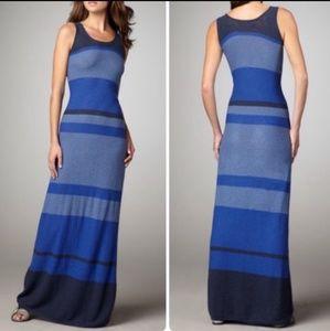 Vince Cotton Knit Tank Dress